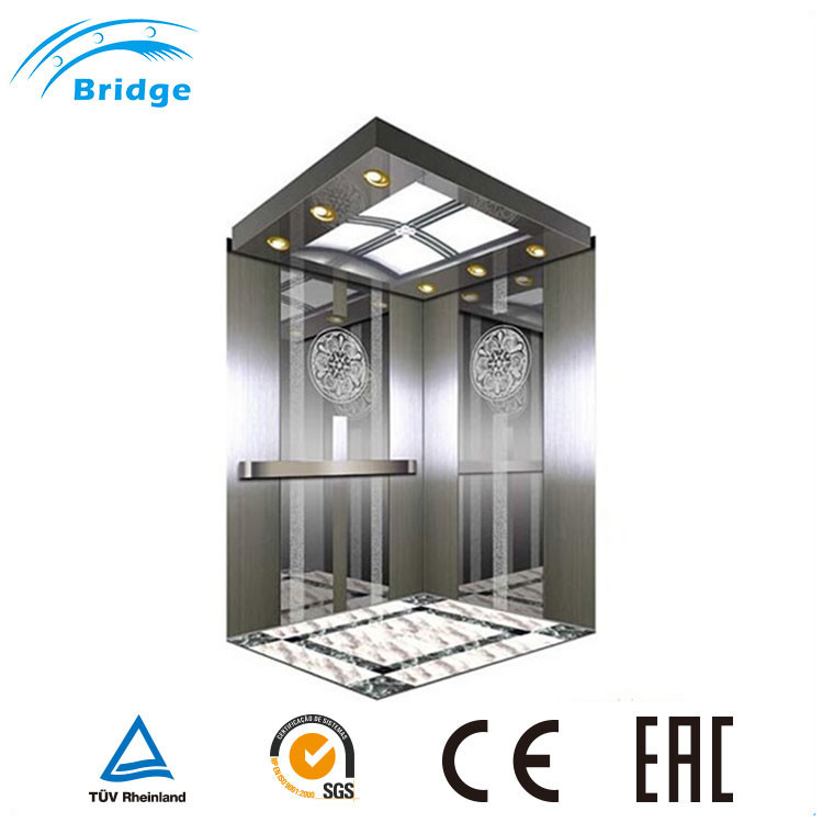 Cheap High Speed Passenger Lift Elevator For Hotel