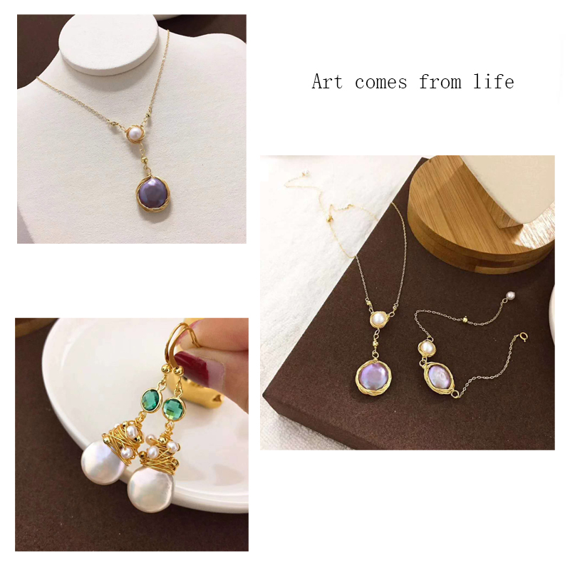 2019 Fashion Romance Top Natural Stone Necklace For Women Jewelry Necklace