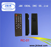 RC-01 J&K IDEAL USB MP3 audio amplifier dvd player remote control