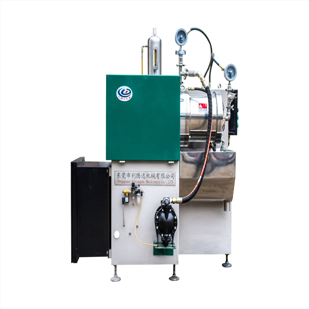 China manufacture industrial nano grinding equipment