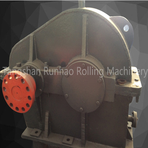 Hot pin green rolling mill