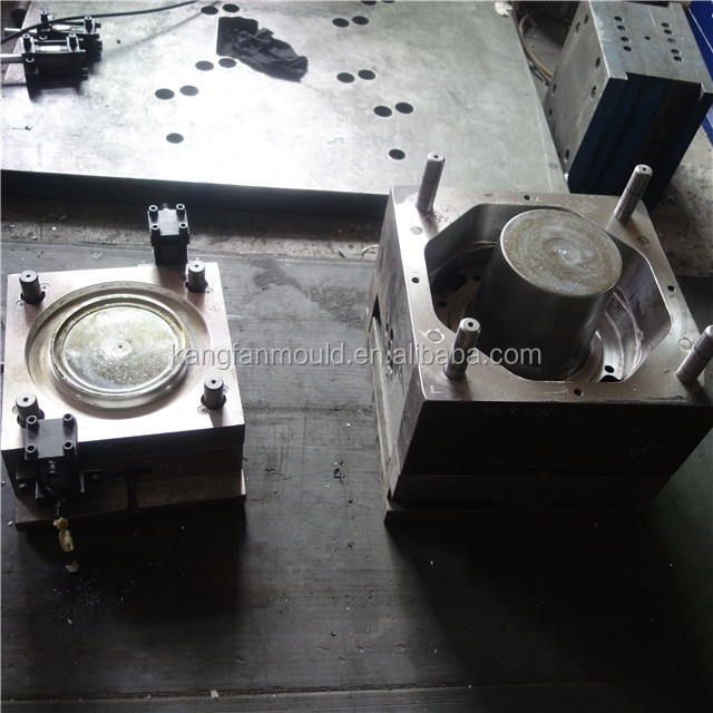 second hand plastic bucket used mould for sales