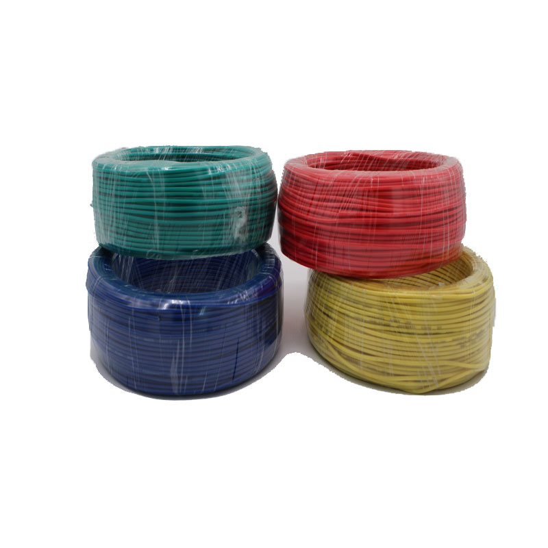 NH-BVR Fire resistant PVC Insulated 1.5/2.5/4 sq mm Stranded <strong>Copper</strong> Electrical Wire