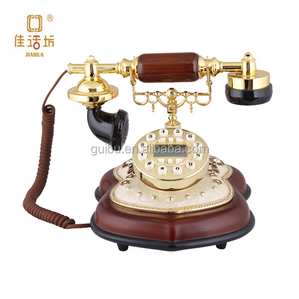 wholesale china antique old phone factory