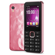 2.4 inch four colors optional Four band feature mobile phone made in China famous brand in USA cell phone Tank3