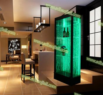 Modern Best Price Custom Acrylic Display Box Led Aquarium Home Wet ...