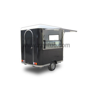 Newstyle Outdoor Mobile Bbq Food Car/Coffee Bike Trailer Shed For Sale