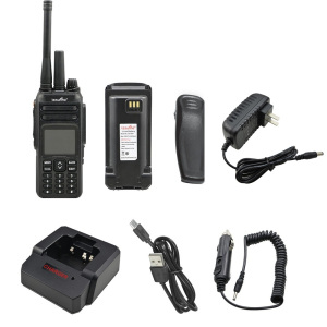 Tesunho TH-680 Dual mode Gateway 3G GSM VHF /UHF walkie talkie