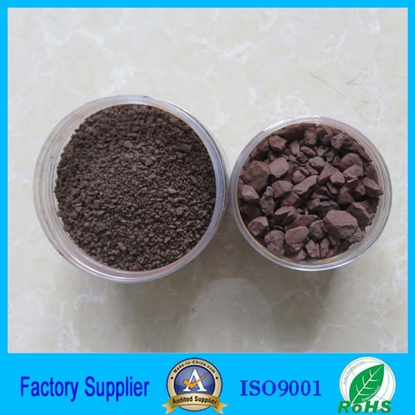 underground water treatment filter media manganese ore specification