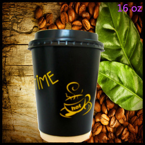 12 oz Double Wall Insulated Paper Coffee/Milk/Tea/Food/Drink Cups in Wuhan