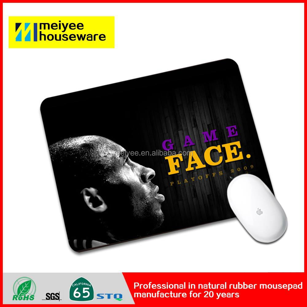 Meiyee eco-friendly gaming mouse pad custom mouse pad