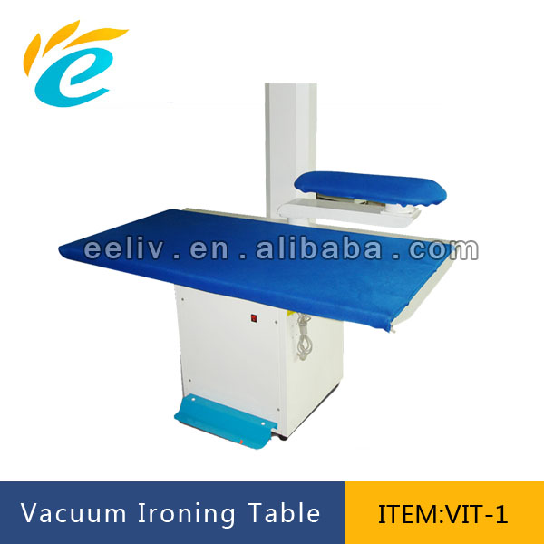 laundry steam iron vacuum blowing ironing table