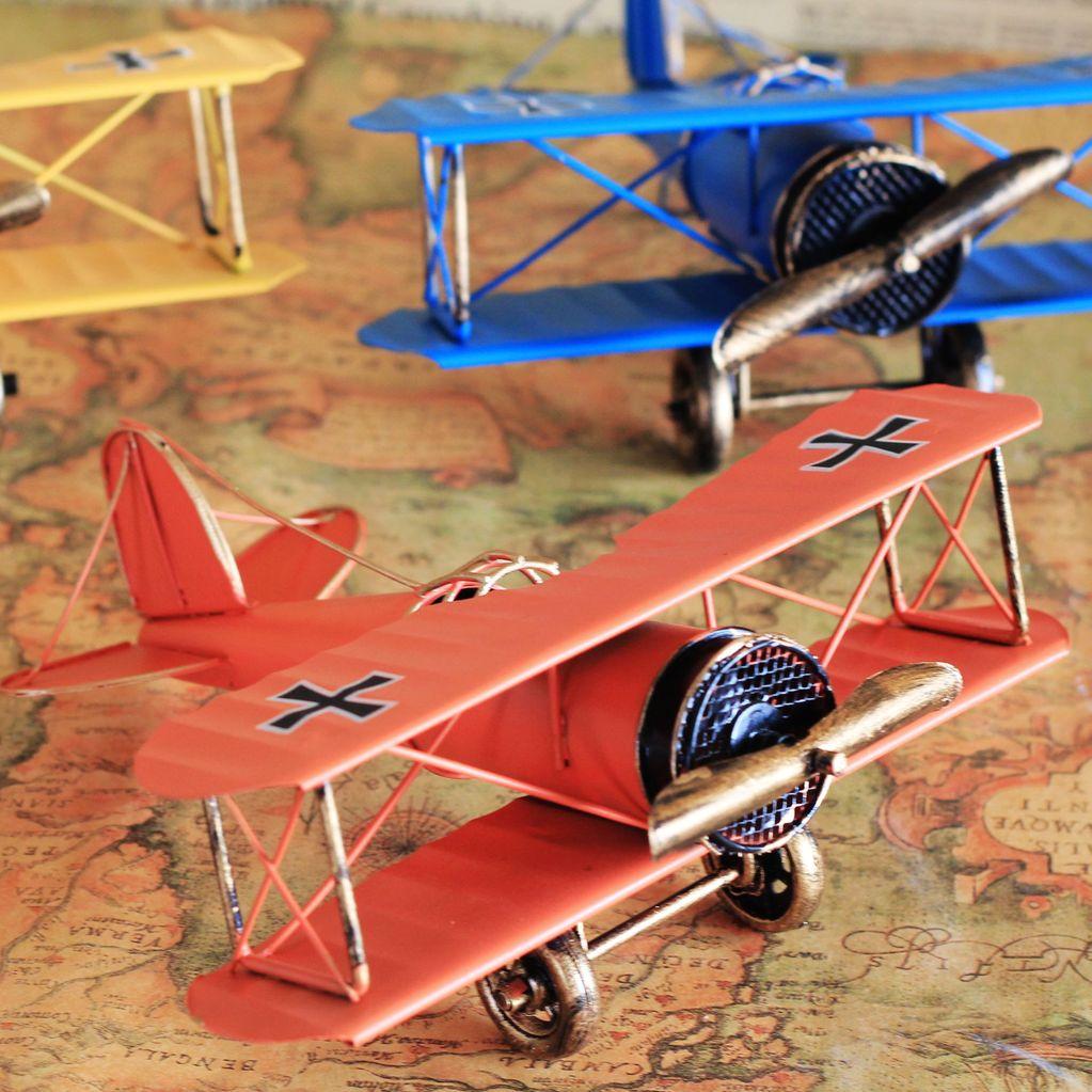 Vintage Airplane Model 112