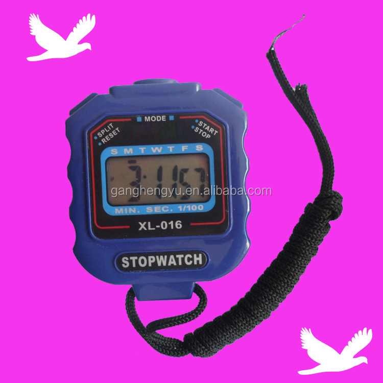 Mini daigital Stopwatch and Sports timer counter timer with alarm function