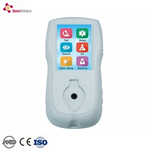 High quality Hot SaleHealth diagnosis HbA1c Analyzer Hemoglobin/Glycated hemoglobin analyzer SK810