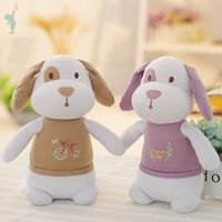 Alibaba wholesale China Cute Made Toys Plush Dog Stuffed Animals