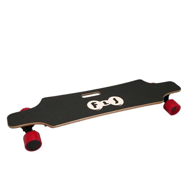 Nice Design Boosted electric skateboard With wood(maple) and Plastic material