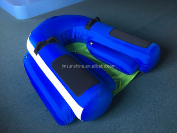Split Ride Towable Inflatable