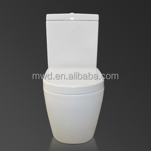 Excellent Quality New Types WC Toilet Two Piece WC Toilet