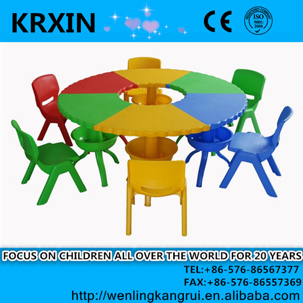lovely PP kids play table set for sale