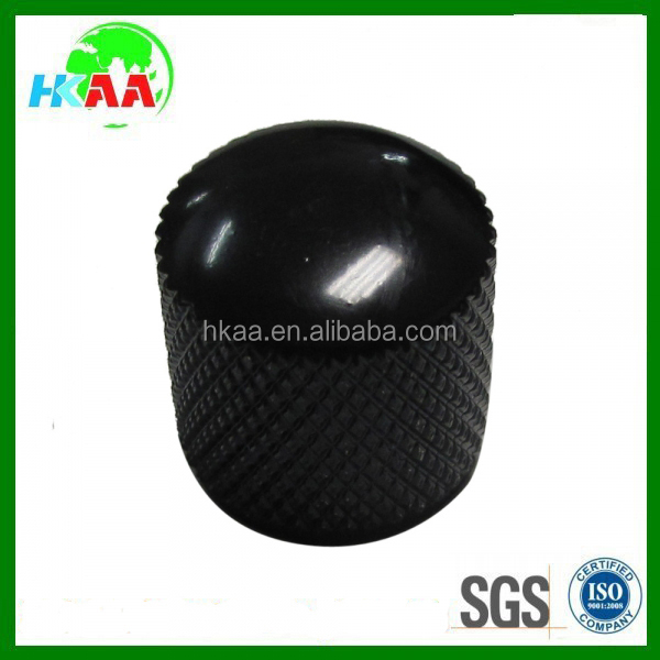 Hot sale custom top quality metal knurled guitar knobs