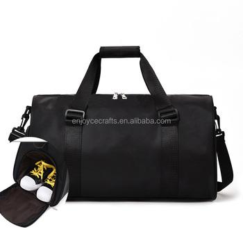 414ce61e0 Logotipo personalizado viajar al aire libre Fitness deporte bolsa de  gimnasio con mojado bolsa