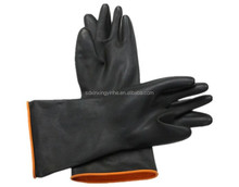 high quality safety protective commercial latex industrial gloves supplier