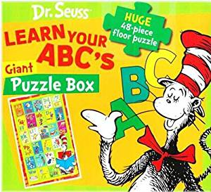 Learn Your Abc'S With Cat in The Hat