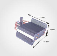 Customized Copper & Aluminum Heat Pipe/CPU Cooler Heat Pipe/Heatsink