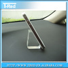 sticky pu gel material anti-skid triangular cell phone stand