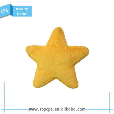 star shape beads stuffed microbead body pillow