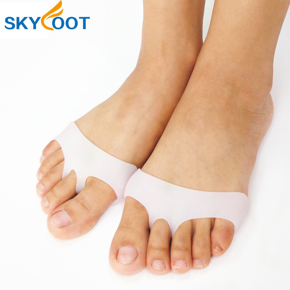 NC0080 Gel Soft Breathable Foot Pain Relief Corn Cushion Forefoot Pad Metatarsal Pads For High Heel