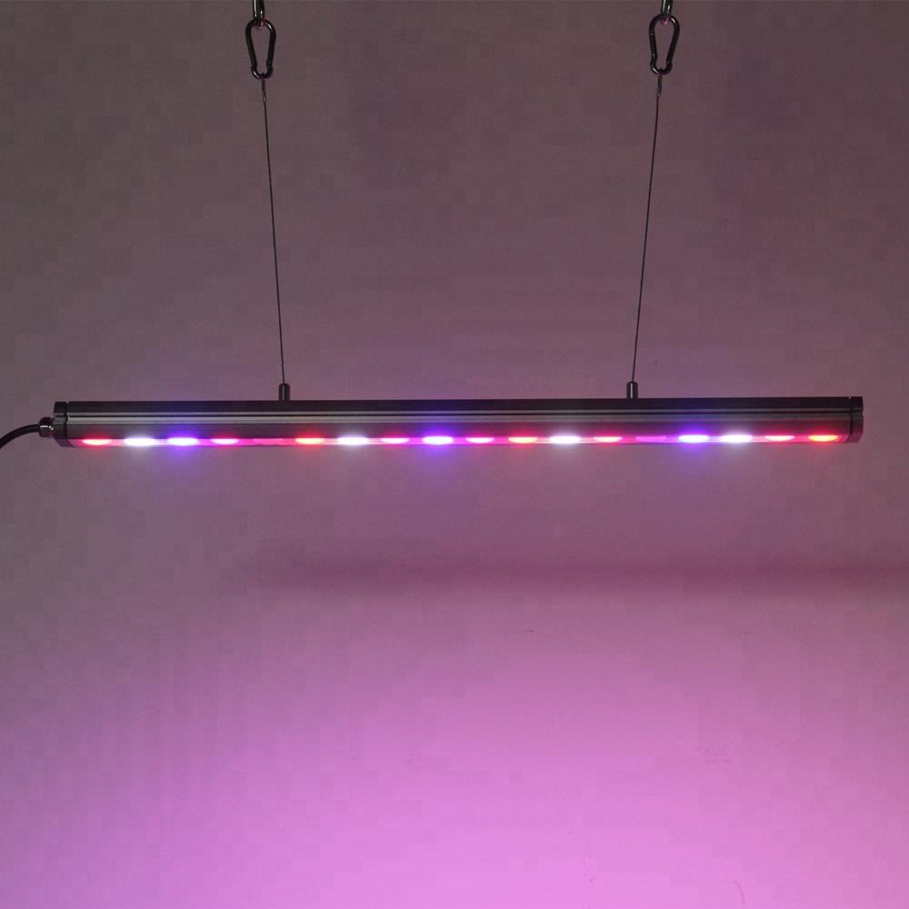 Idea Light Factory Hydroponic Led Grow Lights Tube 2ft 3ft T8 T5 Diy Spectrum Led Grow Light Bar Etl Approval For Vertical Plant Buy Led Grow Light