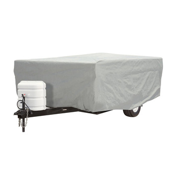 Tailored pop up (folding camper) cover car trailer cover travel trailer