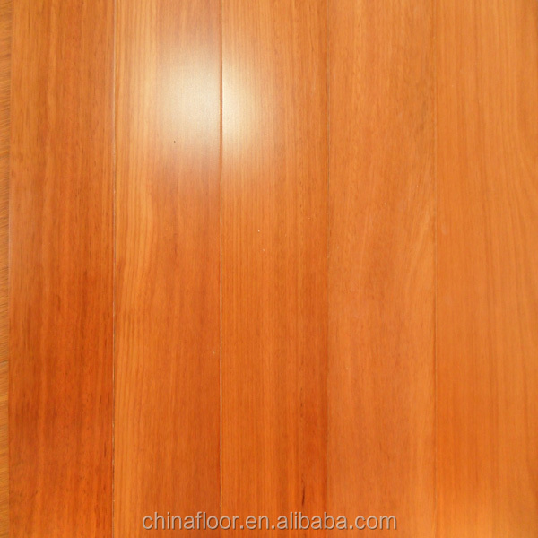 T&G joint Natural color A grade Brazilian Cherry hardwood flooring