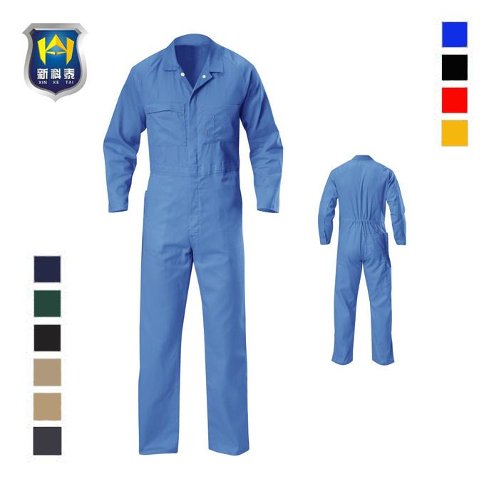 Waterproof Winter Cheap Industrial Mechanic Women's Work Coveralls