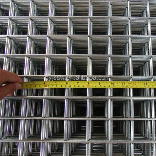 Welded Wire Mesh Fence Panels In 12 Gauge, Welded Wire Mesh Fence ...