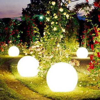 Waterproof Garden Pool Light Globe For Outdoor Wedding Party