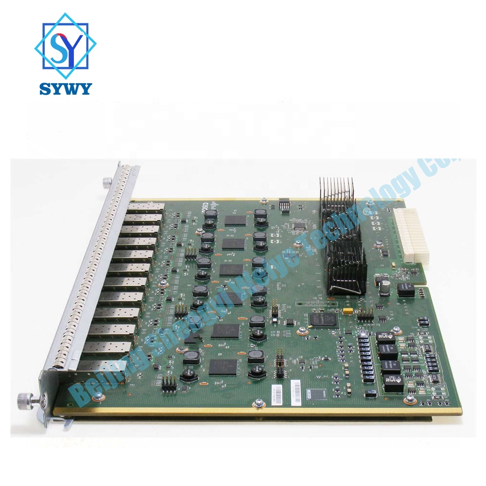 Exclusive sales of original CISCO core board module WS-X4624-SFP-E, suitable for enterprise SOHO