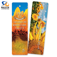 Wholesale Cheap Price Custom Logo Paper Bookmark Best Gift For Kids Students Bookmark Printing