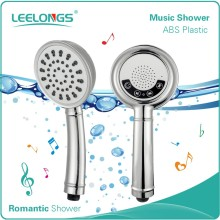 105mm Bluetooth Speaker Music Hand Shower Head