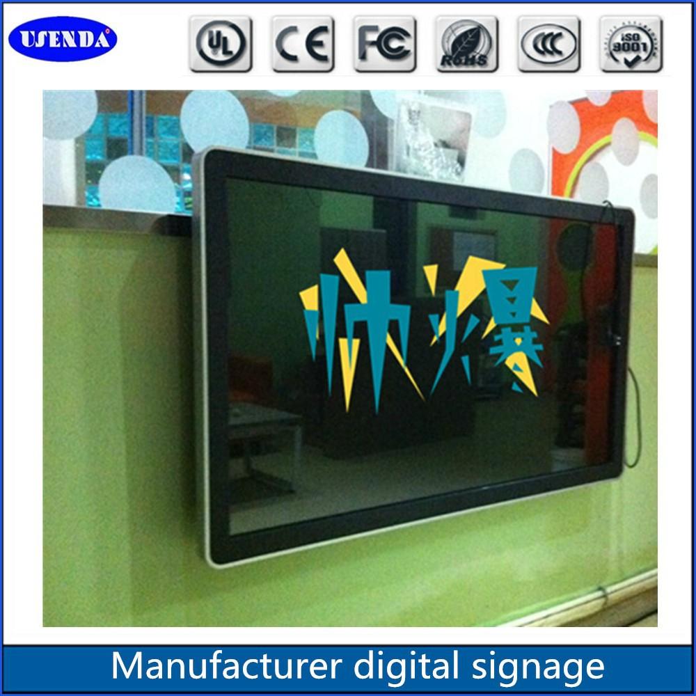 42inch Advertising Lcd Digital Display,Wifi Digital Advertising ...