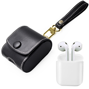 2019 new design convenient cable high quality earphone case custom earphone protective case with earphone holder for airpods