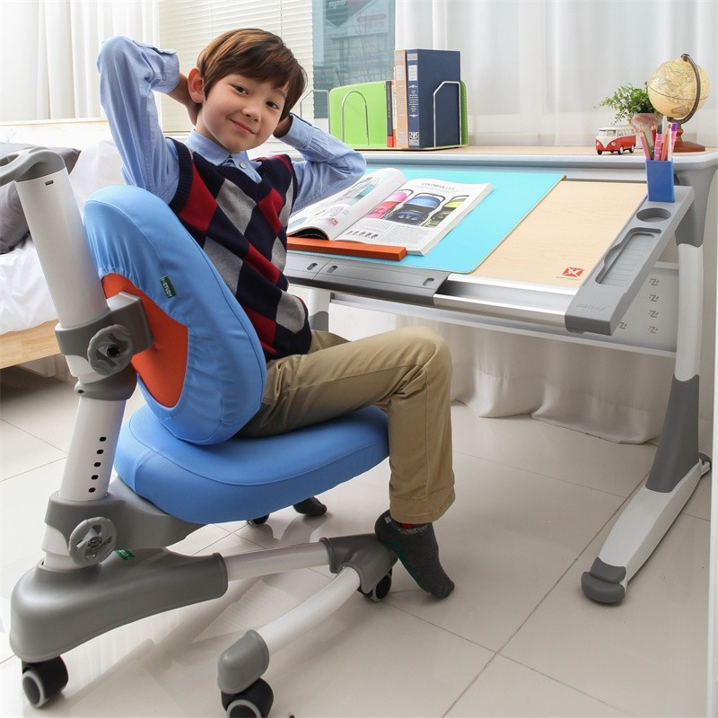 Ergonomic children study table adjustable S100B model