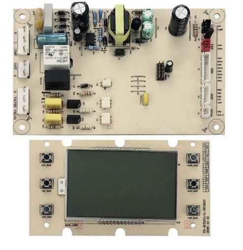 Side by Side Refrigerator Control board, pcb assembly with component