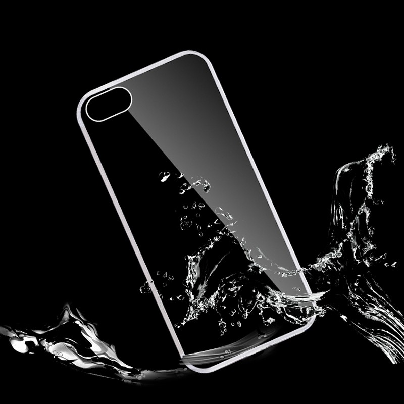 Transparent Clear Silicone TPU Back Cover Soft Case For Samsung Galaxy S6 S7 Edge S8 S9 Plus S10 Plus S10e