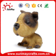 Wholesale custom cheap resin dog bobble head figurines for sale