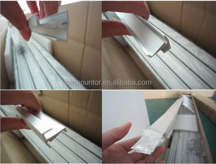 12v linear step accent light aluminum theater step light for cinema