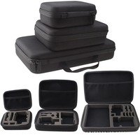2020 Custom Carrying Portable EVA Case, EVA Tool Case, EVA bag with foam cut-outs EC-008