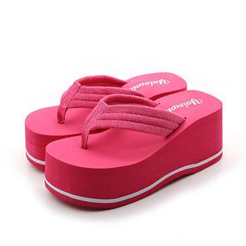 Las Flop Skipproof Mujeres Con Talones Zapatos Flip Sandalias Buy Playa Cuñas Mujer Plataforma De Para orxBWQdCe